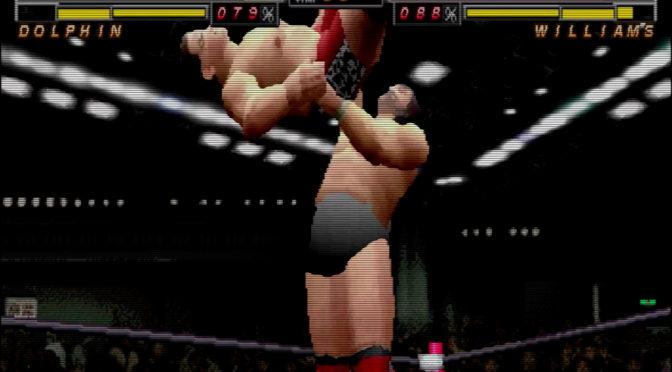 All Japan Pro Wrestling Featuring Virtua: Rise! Dolphin! (Part 4)