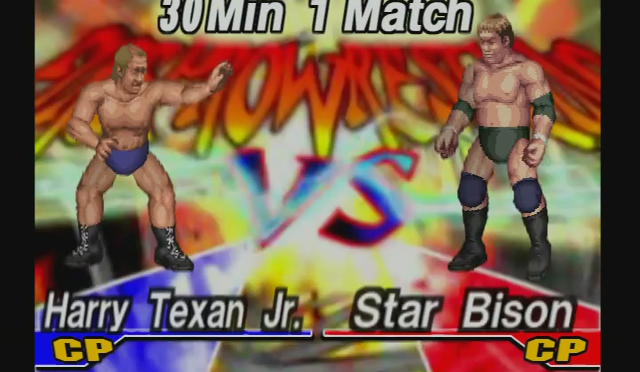 Fire Pro Wrestling Returns: The Briefcase Cup – Match 9