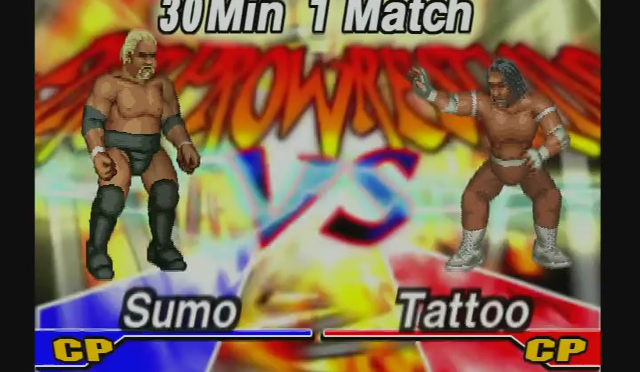 Fire Pro Wrestling Returns: The Briefcase Cup – Match 14
