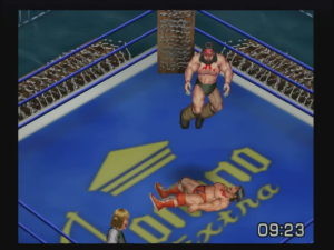 Briefcase Cup Match 10 Big G. Bull v. Keiji Togashi Screenshot 2015-03-22 08-30-45