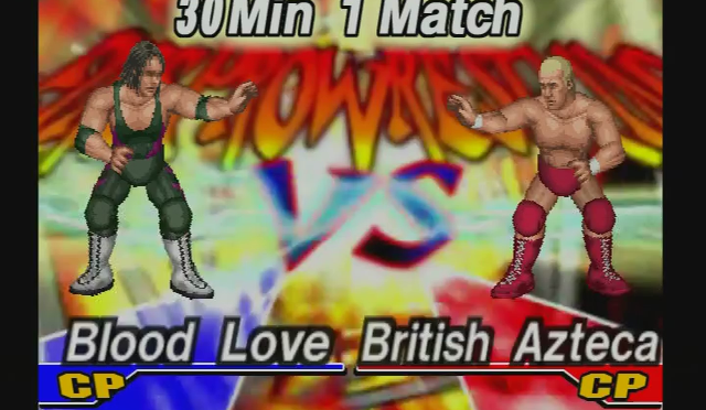 Fire Pro Wrestling Returns: The Briefcase Cup – Match 18