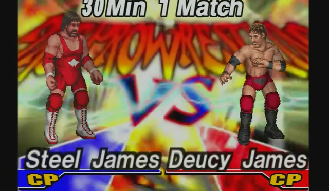 Fire Pro Wrestling Returns: The Briefcase Cup – Match 19