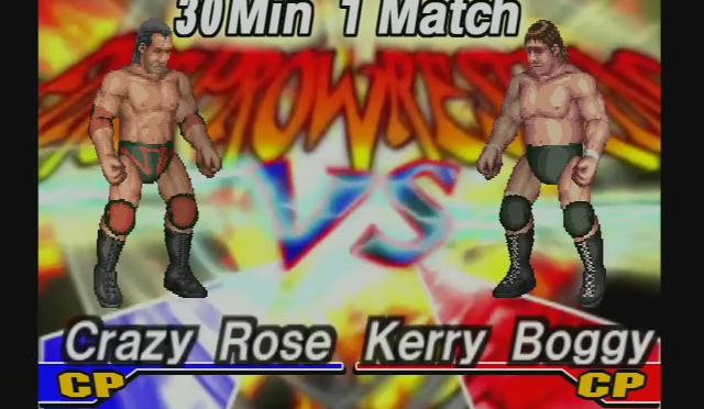 Fire Pro Wrestling Returns: The Briefcase Cup – Match 24