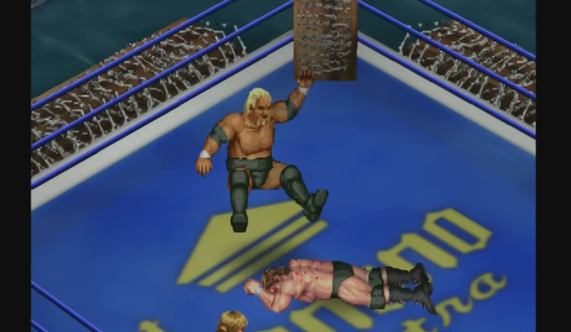 Fire Pro Wrestling Returns: The Briefcase Cup – Quarterfinals 2