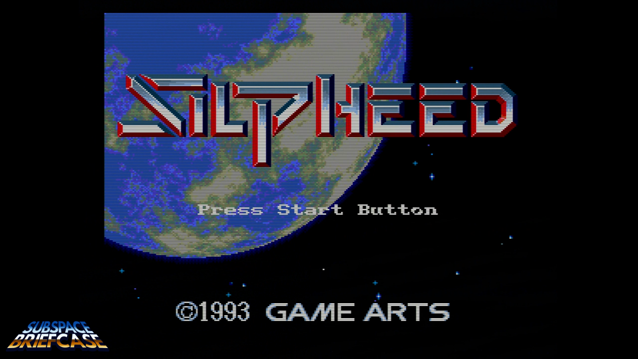 Silpheed (Sega CD) - Introduction Screenshot 2015-05-27 20-37-43