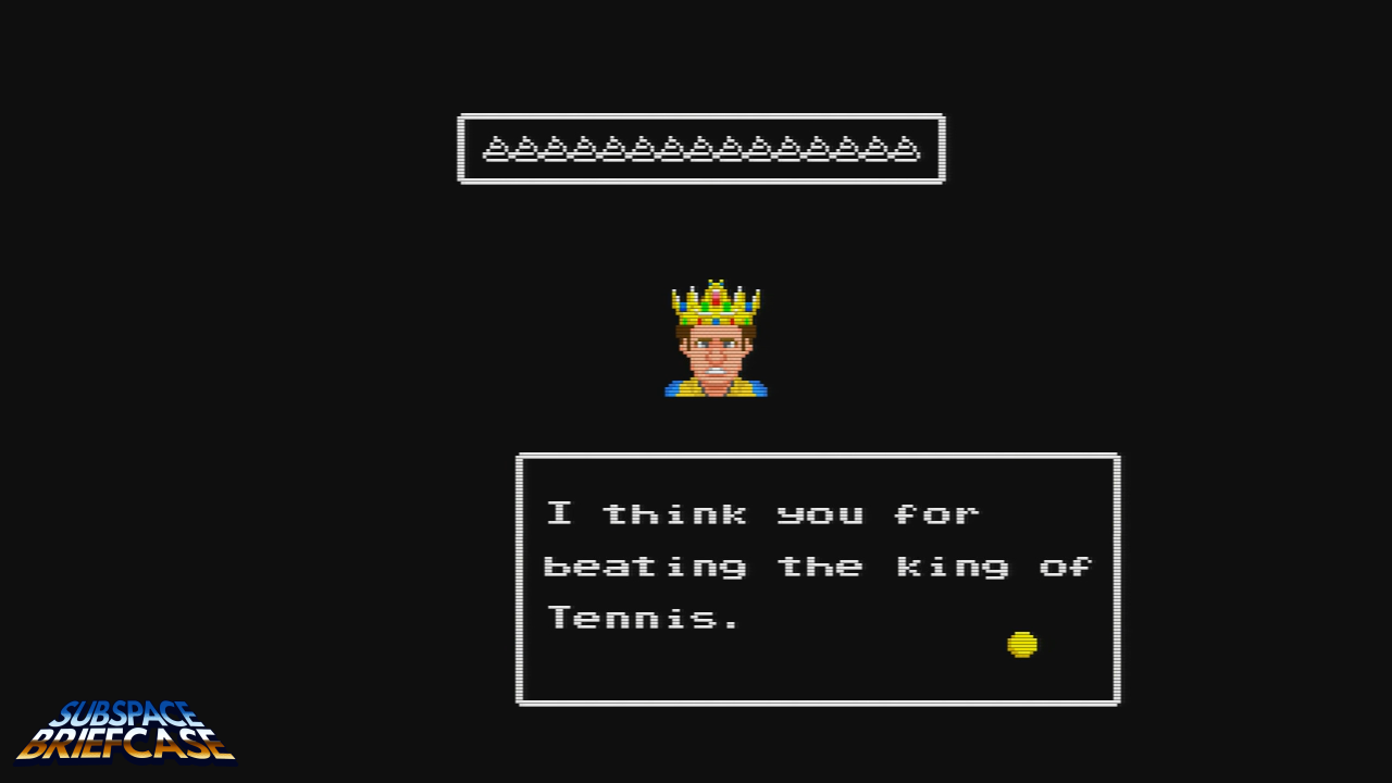 World Court Tennis - The Fall of the Tennis King Screenshot 2015-10-01 20-27-56