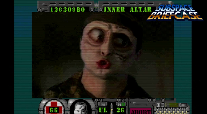 Corpse Killer (Sega 32X CD)