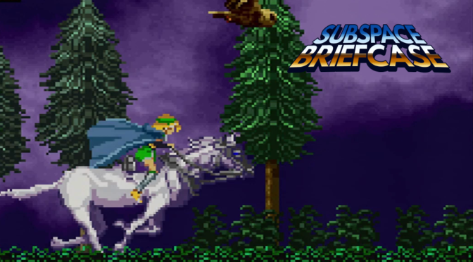 Castlevania Symphony of the Night: Maria Goes to Saturn